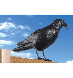 Odplašocač vtáctva HAVRAN, 40x13x20cm, plast PEČENIE