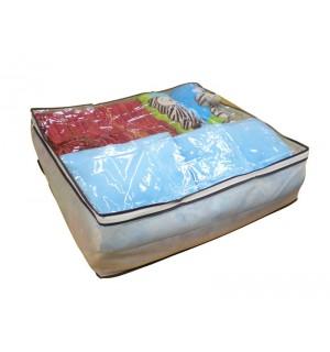 Vak úložný pod postel 65x55x20cm skladovanie v domácnosti