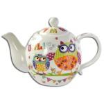 Čajník SOVA 800ml, keramika