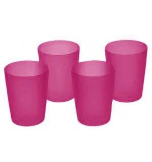 Pohár 250ml, 1ks RUŽOVÝ, BPAfree plast STOLOVANIE