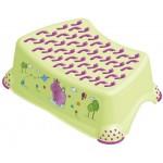 Stolička detská KRAVIČKA zelená detské nočníky, stoličky, vaničky